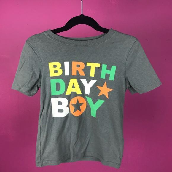 Birthday Boy Tee M 5abd60b846aa7cff5b2b1461